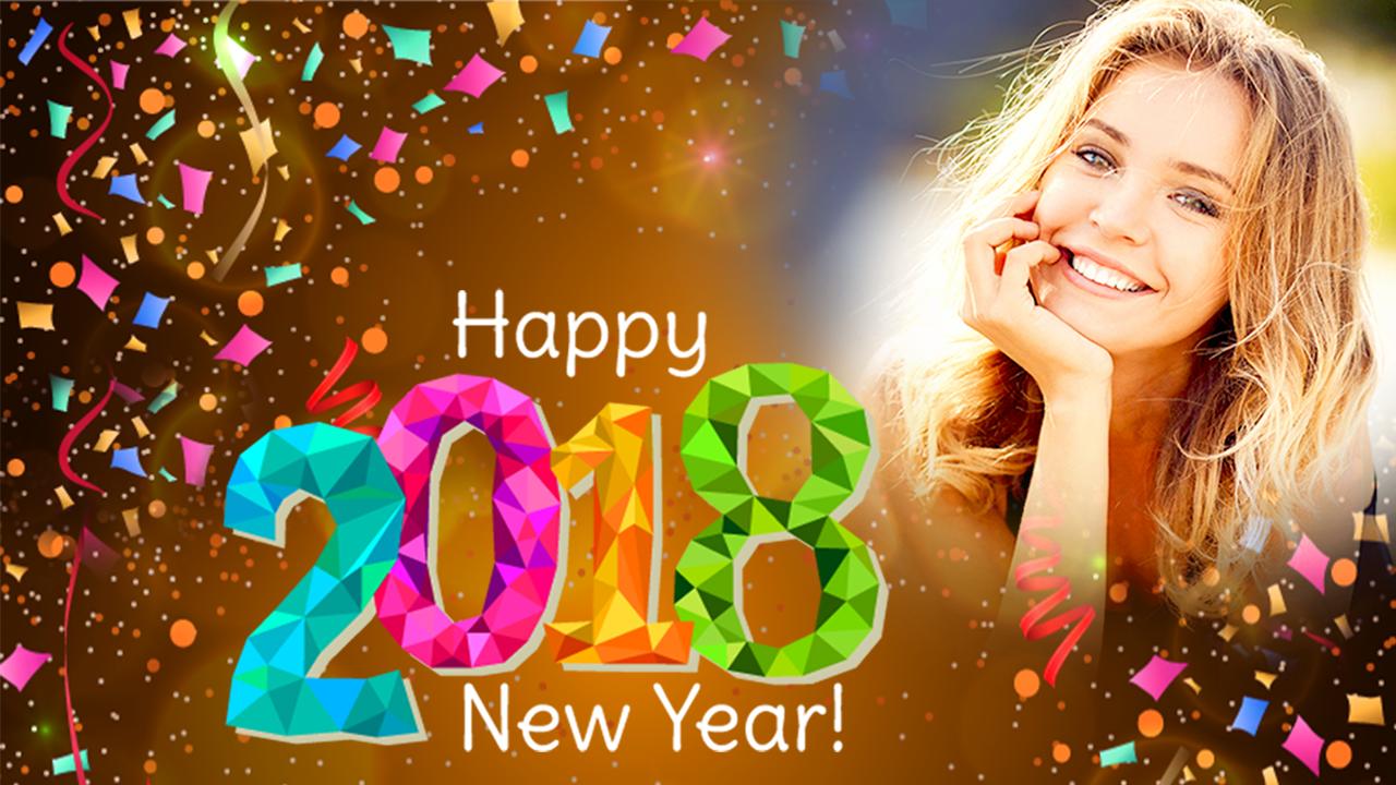 Happy new year photo frame 2018 photo editor android apps on happy new year photo frame 2018 photo editor screenshot jeuxipadfo Images