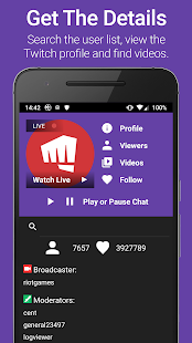 Download mChatty for Twitch APK latest version App for PC