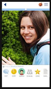 QueContactos Dating in Spanish screenshot 2