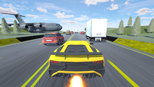 Racing in Car Limits 5 screenshots 8