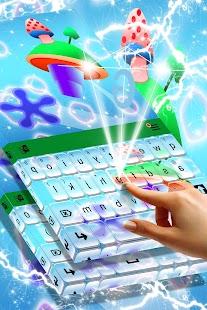 Téma klávesnice pro Gamers - náhled