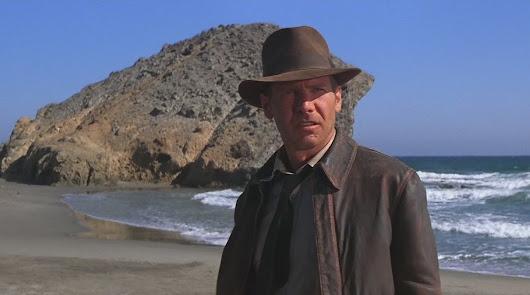 Los 30 años de 'Indiana Jones y la última cruzada', en el CC Torrecárdenas