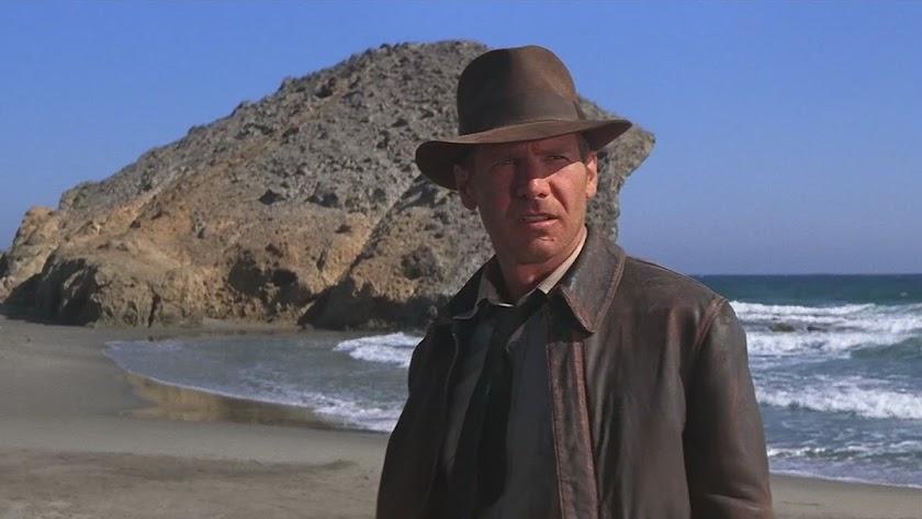 Mónsul, escenario de una conocida escena de 'Indiana Jones y la última cruzada'.