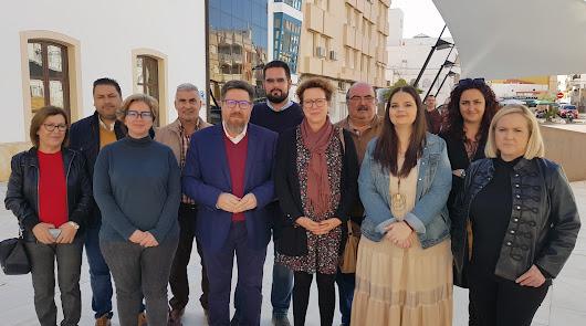 Representantes socialistas del Levante piden más inversiones en los presupuestos de 2020 para su comarca.