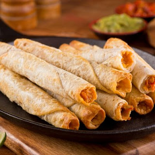 Tasty And Terrific Taquitos