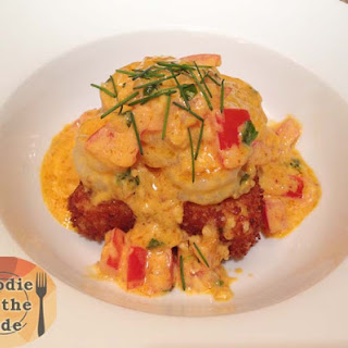 House Of Blues Shrimp And Grits