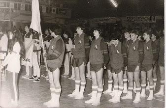 Photo: la ceremonia inaugural