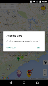 Assédio Zero screenshot 3