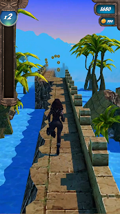 Download Ruin run - escape from the lost temple For PC Windows and Mac apk screenshot 3