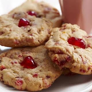 Cherry Pecan Cookies.