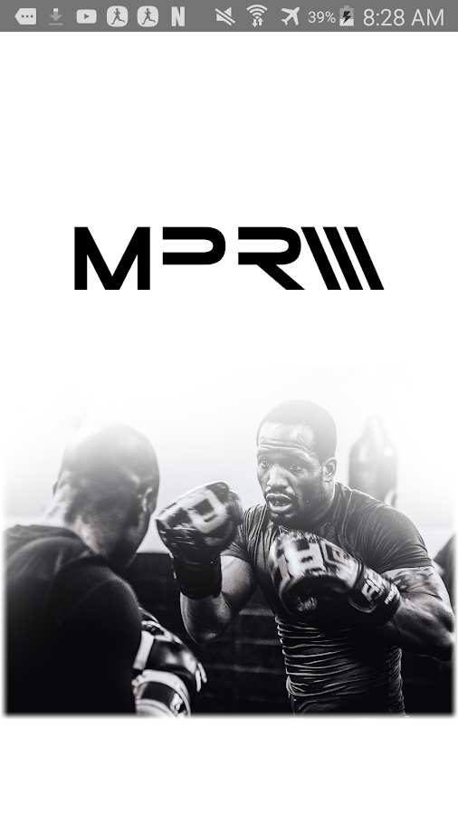 MPR Endurance MMA- screenshot