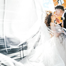 Fotografo di matrimoni Slava Semenov (ctapocta). Foto del 10.07.2017