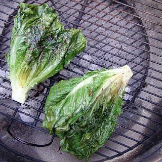 : Grilled Caesar Salad