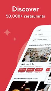 OpenTable: Restaurants Near Me 13.4.0.2900 (2115961) (Arm64-v8a + Armeabi + Armeabi-v7a + mips + x86 + x86_64)