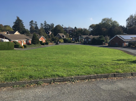 Residents get their village green