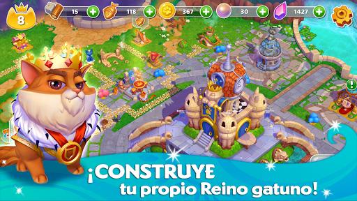 Cats & Magic: Dream Kingdom 1.4.101675 screenshots 11