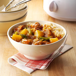Slow Cooker Sweet-and-Sour Pork.