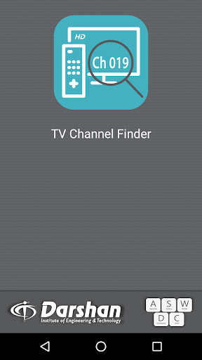 TV Channel Finder 1.3 screenshots 1
