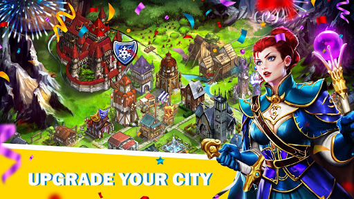 Shop Heroes: Trade Tycoon apktram screenshots 6