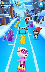 Talking Tom Hero Dash Android APK Download 9