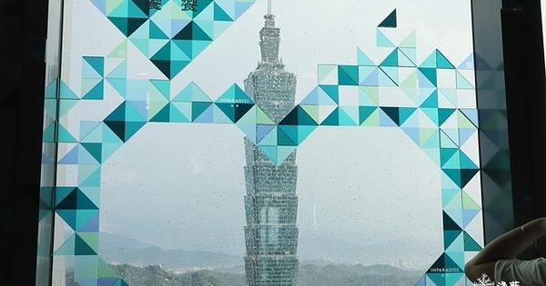 饗饗~全台最難預約,饗食天堂升級版自助吃到飽,46樓俯瞰台北景色