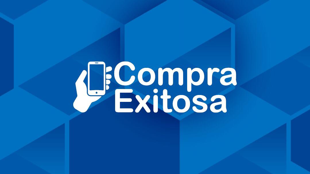 COMPRA EXITOSA - Brindamos Soluciones en Telefonía!