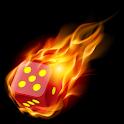 yahtzee de feu - dés flamme icon