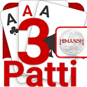 Teen Patti Offline Indian Poker icon