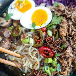 Slow-Cooker Spiced Pork Ramen