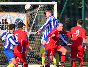 Photo: 11/02/12 v Standon & Puckeridge (Herts Senior County League Prem Div) 5-1 - contributed by Andy Gallon