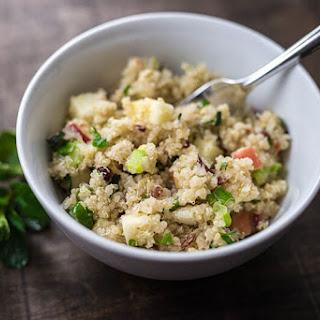 Chilled Quinoa Salad