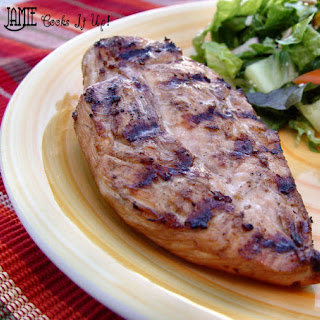 Grilled Chicken Marinade Recipe