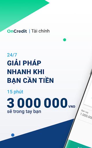 OnCredit - Vay Tiền Online Nhanh Mọi Lúc Mọi Nơi  screenshots 1