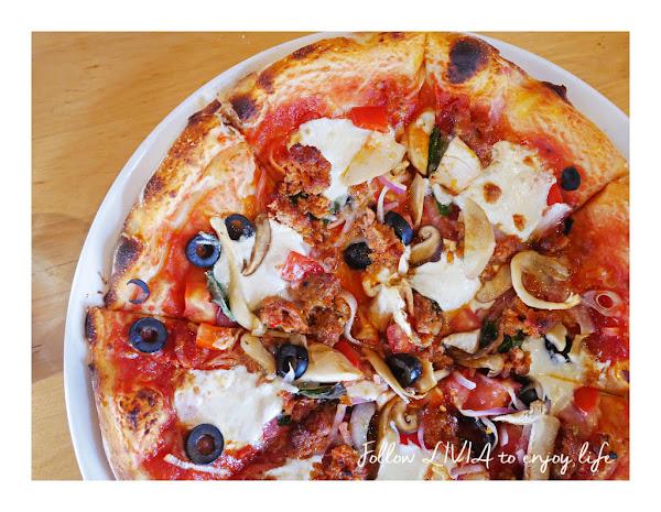 宜蘭市 TAVOLA pizzeria 宜蘭店 極品啊這間 宜蘭披薩/宜蘭美食/宜蘭餐廳 ❤跟著Livia享受人生❤