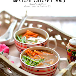 Chicken Coriander Lemon Soup Recipes