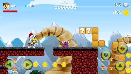 Capturas de pantalla de Super World 4