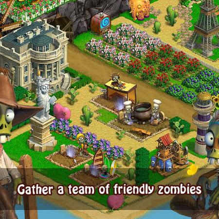 Zombie Castaways v2.2.3 (Mod Money)