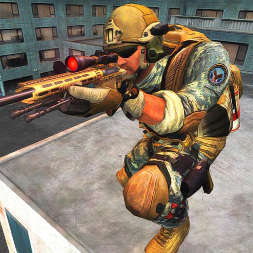 US Army Commando Attack : Combat Mission 2018 (game)