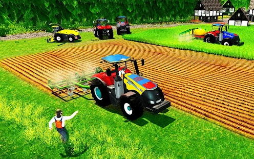 Real Tractor Farm Simulator 18 - Farm Story 3D - náhled
