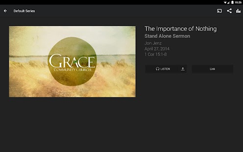 Grace Community- screenshot thumbnail