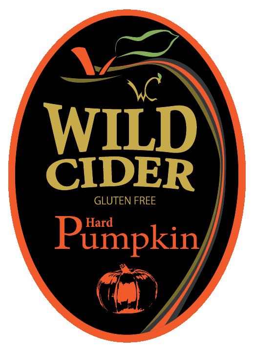 Logo of Wild Cider Hard Pumpkin