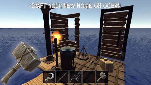 Raft Survival Ark Simulator 1.0.14 screenshots 2