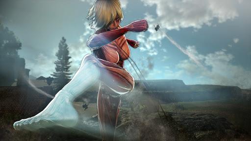 Nuevas imágenes del juego de Shingeki no Kyojin para PS3, PS4 y PSVita