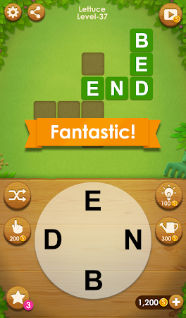 Word Farm Cross 1.0.5 screenshot 2093973