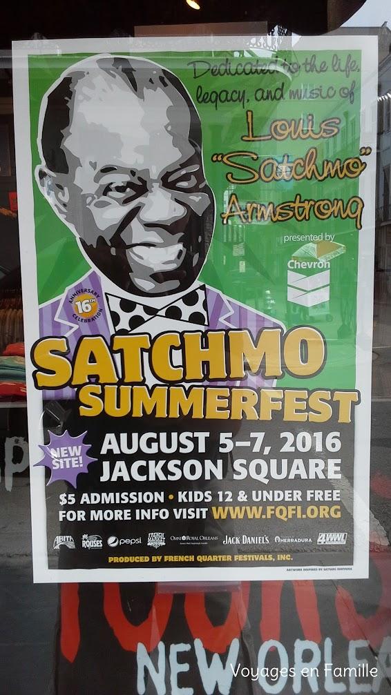 Satchmo festival