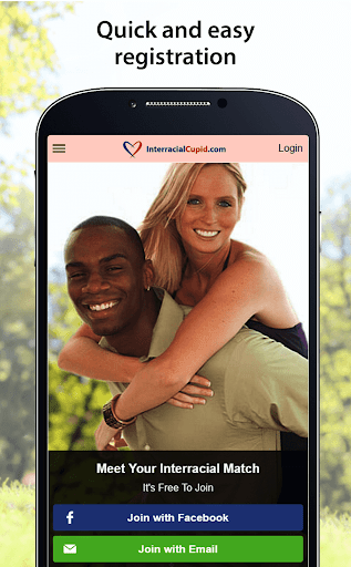 InterracialCupid - Interracial Dating App 2.1.6.1561 screenshots 1