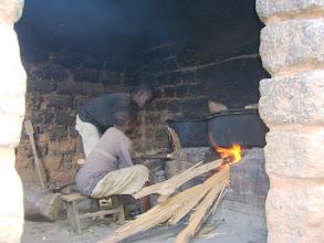 Photo: Ntobwe Orphanage Kitchen