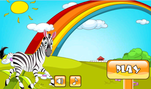 Zebra Jungle Run