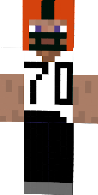 use for mc football games TEAM GOLEMS