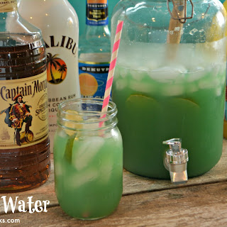 Mermaid Water Recipe
